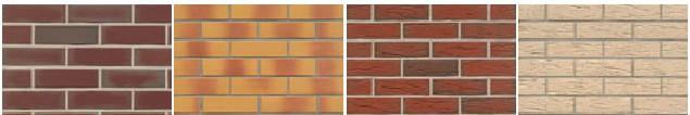 Использование клинкерной плитки при отделке и облицовке фасадов