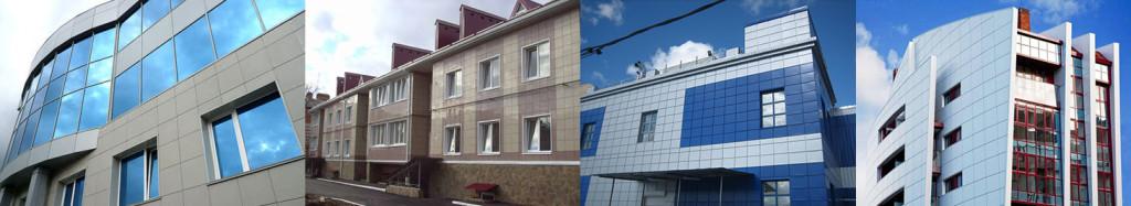 Все о вентилируемых фасадах