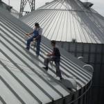 Обследование зданий и высоких сооружений с помощью промышленного альпинизма