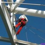 О жизни промышленных альпинистов