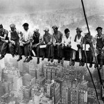 Применение промышленного альпинизма в строительстве