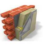 Мокрый фасад как метод утепления стен
