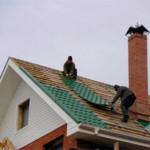 Что включают в себя услуги перекрытия крыши в Харькове