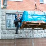 Подъем грузов как услуга промышленного альпинизма