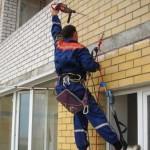 5 видов высотных фасадных работ