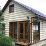 Важные аспекты наружной отделки деревянного дома