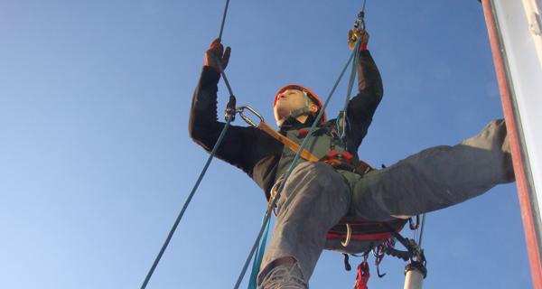Промышленный альпинизм услуги фото