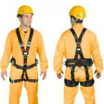 Мобильное снаряжение для страховки промышленного альпиниста