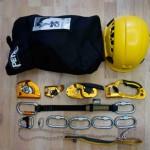 Личное снаряжение промышленного альпиниста Во-вторых, это индивидуальное снаряжение промышленного