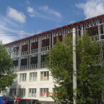 Реконструкция зданий: надстройка этажа