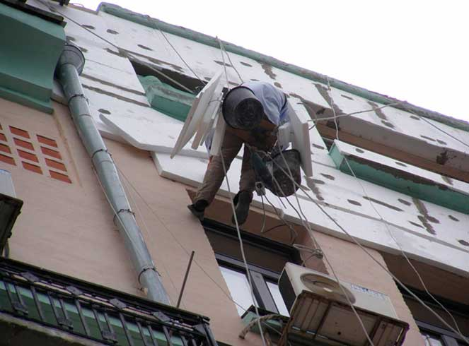 высотные работы утепление фасадов харьков
