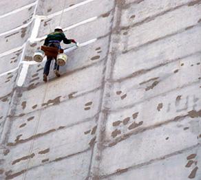 ремонт фасадов элеваторов