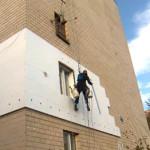 Что нужно знать об утеплении стен квартиры пенопластом