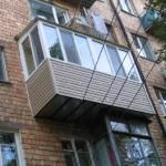 Как происходит капитальный ремонт балкона многоэтажного дома