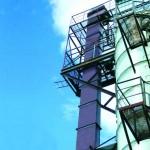 Норийная башня – порядок монтажа ковшового элеватора