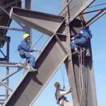 Антикоррозийная защита стальных металлоконструкций – грунтовка и покраска