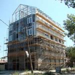 Реконструкция отдельных частей зданий и сооружений