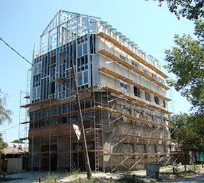 Реконструкция зданий и сооружений в Харькове