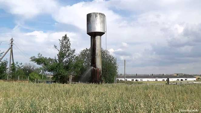 водонапорная-башня