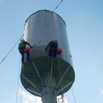 Ремонт и покраска водонапорной башни – этапы