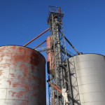 Ремонт элеваторов и зернохранилищ как подготовка к приему урожая