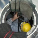 Особенности высотных работ в замкнутых пространствах
