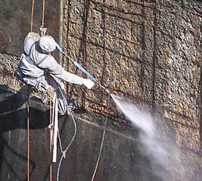 Гидроструйная очистка в Харькове