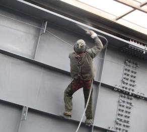 Антикоррозионная защита конструкции резервуара