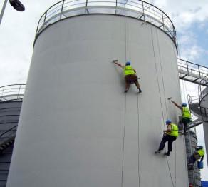 Антикорозийная обработка резервуаров в Харькове
