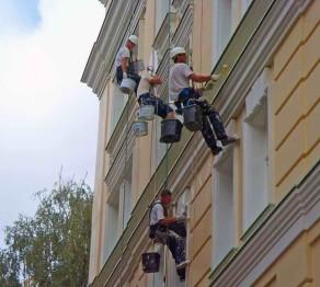 Харьковская кампания по промышленному альпинизму