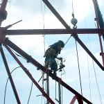 Высотные работы и строительный альпинизм в Украине