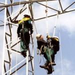 Электромонтажные работы на высоте и их особенности